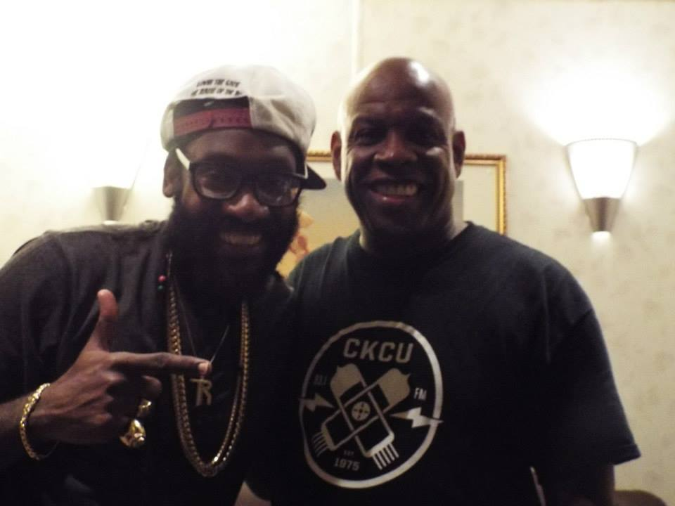 CKCU: Interview: Tarrus Riley (Jamaica) Recent Reggae
